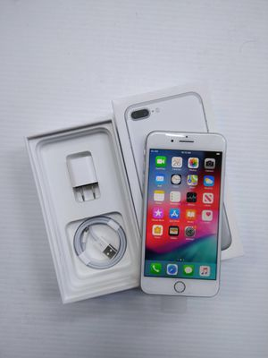 iPhone 7 plus 32gb silver T-MOBILE and metro only for Sale in Irving, TX