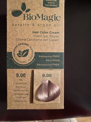 Biomagic hair color for Sale in West Hollywood, CA