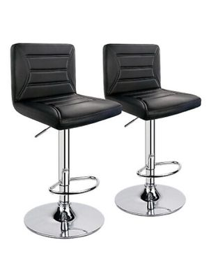 Brand New! 2 High Quality Bar Stools - Black for Sale in Orlando, FL