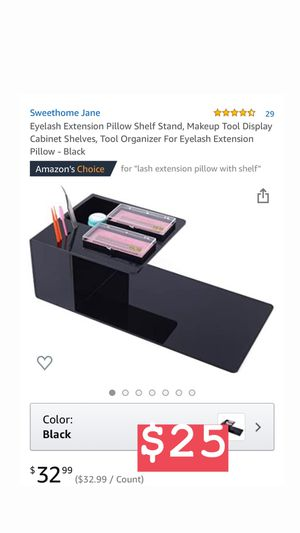 pillow shelf stand for Sale in Ontario, CA