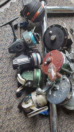 Fishing Reels- Penn and Misc for Sale in Hillsboro, OR