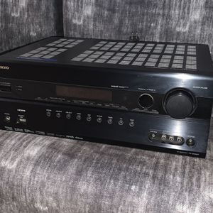Onkyo Music Receiver for Sale in Riverside, CA