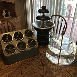 Chocolate Fountain/ Extra Items for Sale in Laurel, MD