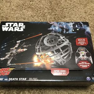 New In Unopened Box - Star Wars Drone X-wing vs Death Star for Sale in Tacoma, WA