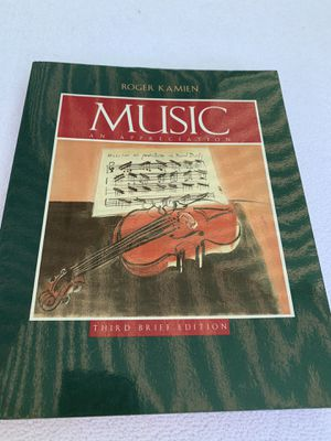 ROGER kAMIEN Music AN APPRECITION 3 third BRIEF Edition for Sale in Los Angeles, CA