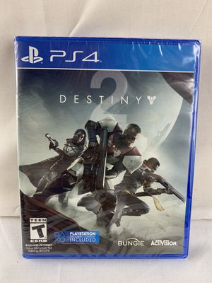 Destiny 2 - PlayStation4 - Ps4 Games - Brand New Sealed for Sale in Peoria, IL