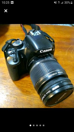 Canon eos rebel xsi for Sale in San Diego, CA