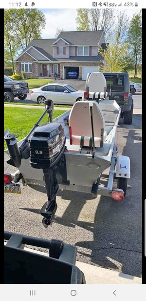 Game Fisher Jon/Bass Boat for Sale in Neffsville, PA