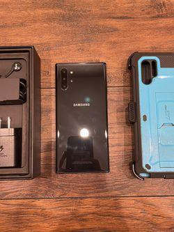 💯Samsung Galaxy Note 10 Plus 5G SM-N976U 256GB Aura Black Unlocked 💯 for Sale in Pittsburgh,  PA