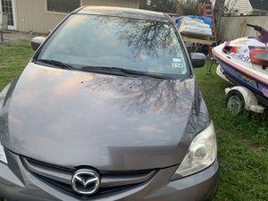 Mini van Mazda 5 for Sale in Dallas, TX