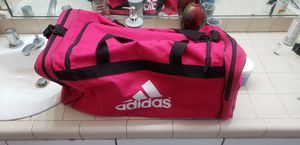Adidas duffle sports bag with major league soccer patch for Sale in Artesia, CA