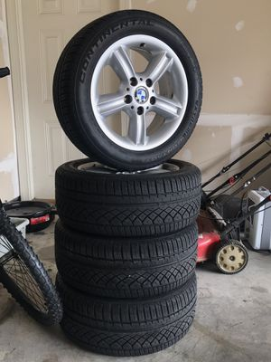 Factory OEM BMW Z3 Wheels and Tires for Sale in Alexandria, VA