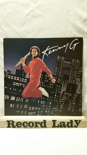 "Kenny G ""Kenny G"" vinyl record Jazz / Funk / soul for Sale in San Diego, CA"