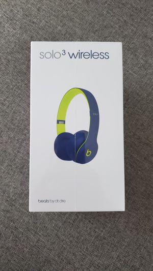Beats Solo 3 Wireless Headphones for Sale in Phoenix, AZ