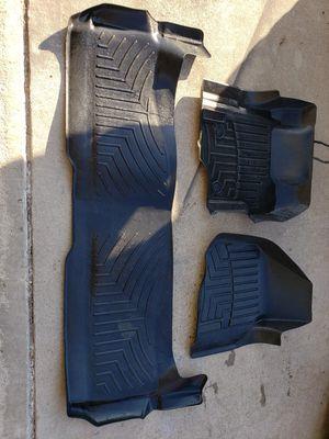 Weathertech floor mats ford f350 for Sale in Clovis, CA