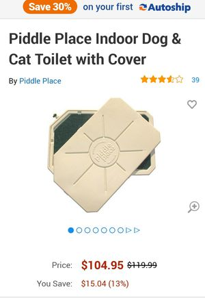 Petsafe dog/cat Piddle pad place for Sale in Mesa, AZ