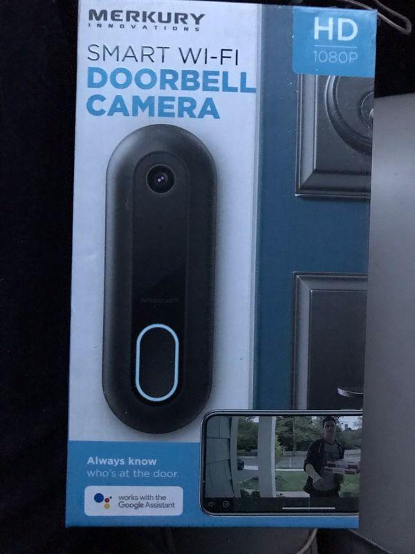 Security Door camera