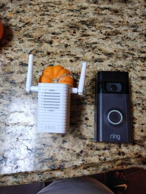 Ring doorbell and chime for Sale in Midland, TX
