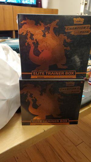 Pokemon champion's Path Elite Trainer Box for Sale in Los Angeles, CA