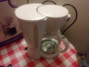 Toaster and coffee maker for Sale in El Paso, TX