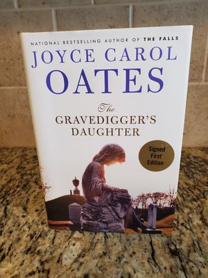 Signed first edition The Gravediggers Daughter for Sale in Irving, TX