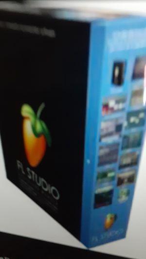 Fl studio 20 signature bundle for Sale in San Jose, CA