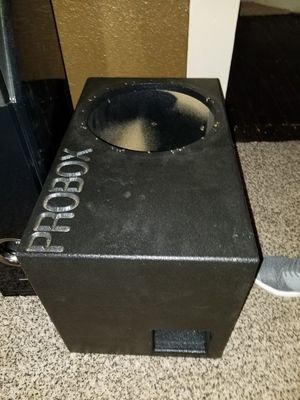 Pro box for Sale in Gilmer, TX