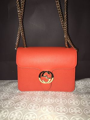 Gucci shoulder bag 100% authentic brand new for Sale in Winter Garden, FL