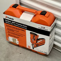 Paslode 30 degree cordless framing nailer for Sale in The Bronx,  NY
