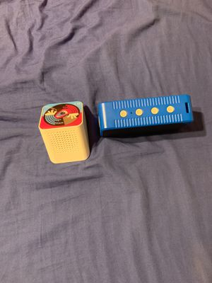 2 Bluetooth speakers for Sale in Tampa, FL