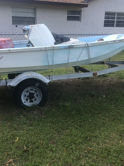 BOSTON WHALER CASH OR TRADE for Sale in Edgewood,  FL