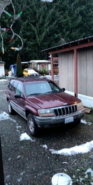 1999 Jeep Grand Cherokee for Sale in Darrington, WA