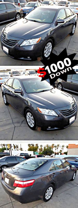 2009 Toyota Camry SE V6 6-Spd AT for Sale in South Gate, CA