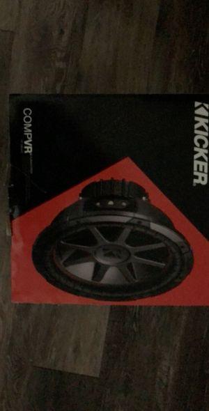 """Kicker 12"""" sub for Sale in Phoenix, AZ"""