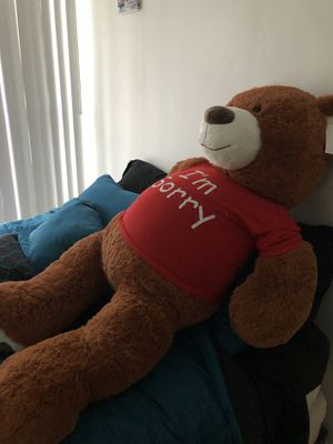 Ginormous Teddy Bear for Sale in San Diego, CA
