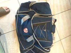 "New York Yankees Rolling Duffle Bag 33""x 23"", Genuine MLB for Sale in Pompano Beach, FL"