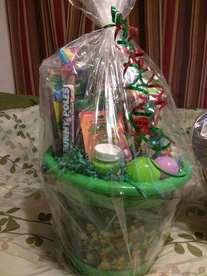 Ninja turtles Easter Basket for Sale in District Heights, MD