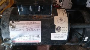 Spa and hot tub water pump for Sale in Salt Lake City, UT