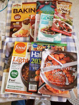 Cookbook / magazines for Sale in Suffolk, VA