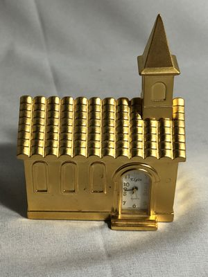 Beautiful Cathedral mini clock for Sale in Chino, CA
