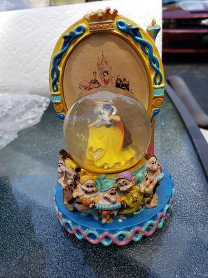 Disney snowwhite snowglobe. Look at pictures for Sale in Romeoville, IL