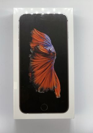 $50 iPhone 6s Plus with Free Tampered Glass for Sale in Apopka, FL