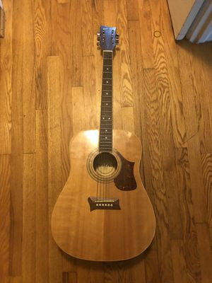 Acoustic guitar for Sale in Raleigh, NC