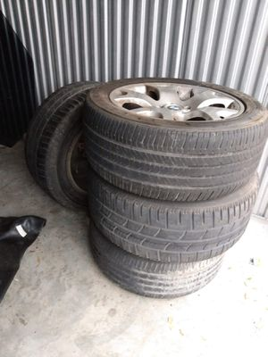 4 tires and rims 5x120 for Sale in Kissimmee, FL