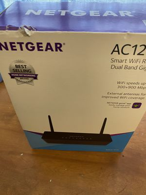 Netgear WiFi router for Sale in Edinburg, TX