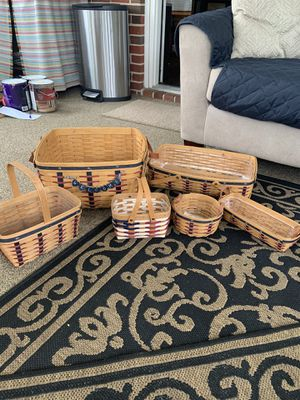 Longaberger Baskets for Sale in Severna Park, MD
