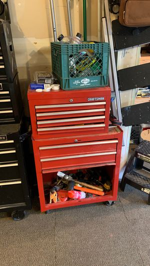 Craftsman tool box for Sale in Mukilteo, WA