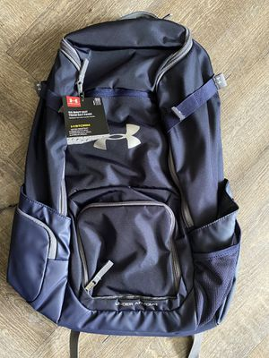⚾️ Under Armour UA Shut Out II Team Bat Pack Baseball /Backpack, Navy⚾️ for Sale in Clinton, MD