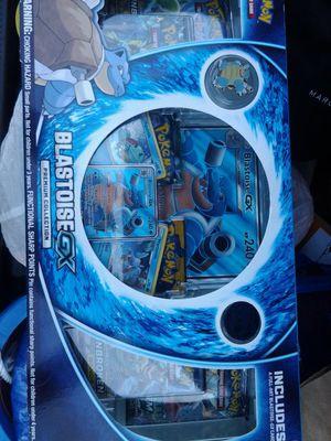 Pokemon Blastoise GX Premium Collection, 2019 Box Set for Sale in Gresham, OR