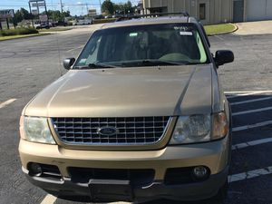 This 2003 Ford Explorer for Sale in Austell, GA